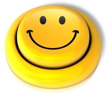 A smile button
