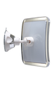 Thumbnail Square 10X Power Suction Swivel Magnifying Mirror