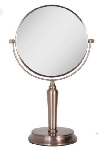 Thumbnail 5X Magnifying Mirror in Rose Gold Finish