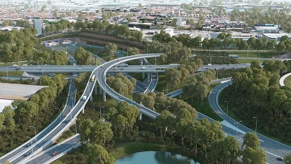 WestConnex New M5, Road Tunnel Infrastructure | Current Civil Projects | Kenny Constructions