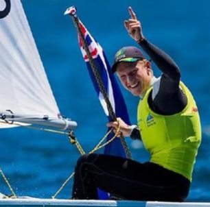 Finn Alexander, NSW Sailing | Kenny Constructions | Concrete Packages NSW