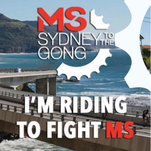 MS Sydney to the Gong Ride | Kenny Constructions | Concrete Packages NSW