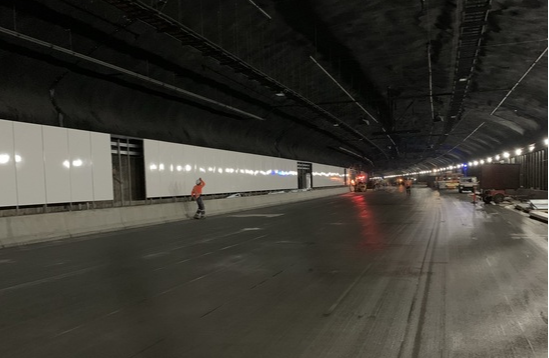 WestConnex, The New M5 Motorway Operations Complex 3, Arncliffe Sydney