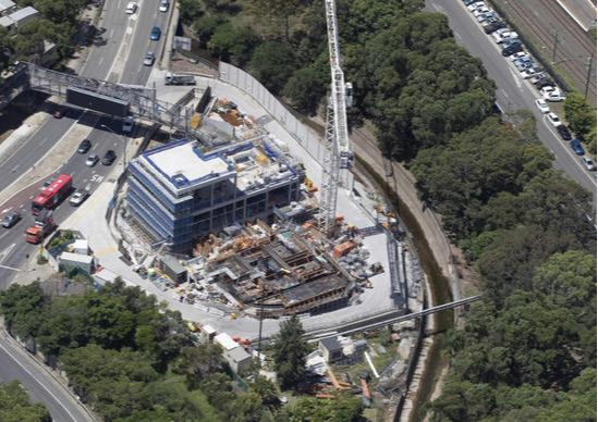 WestConnex, The New M5 Motorway Operations Complex 2, Bexley Road | Current Civil Projects