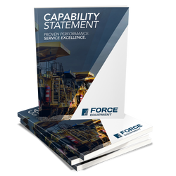 A4 Capability Statement (10 Copies)