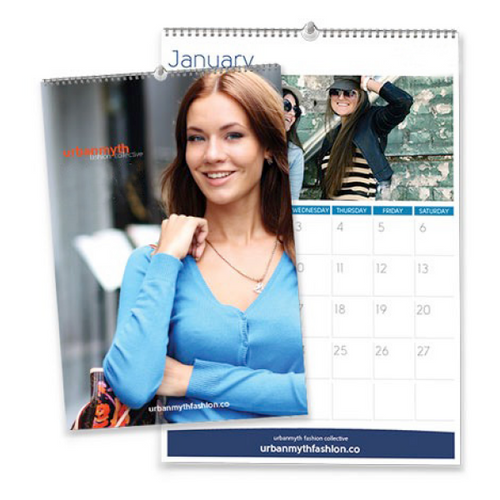 Wiro Calendar with Hanger