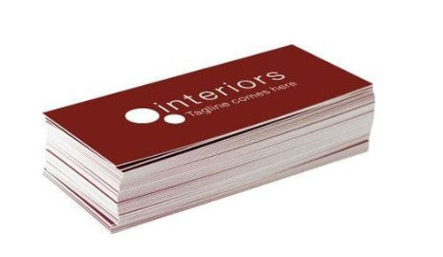 Business Cards Slimline