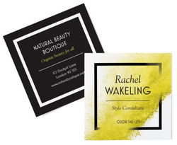 Business Cards Square