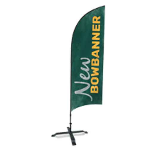 Bow Banner Flag