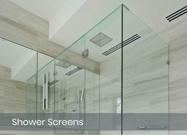 Ocean Blue Glass | Shower Screens