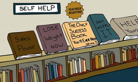 When self-help is not a one-person job
