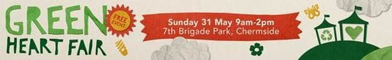 Brisbane Cup Supplies will be at the Green Heart Fair May 31st