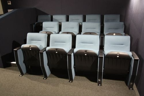 Premiere Auditorium and Cinema Seating