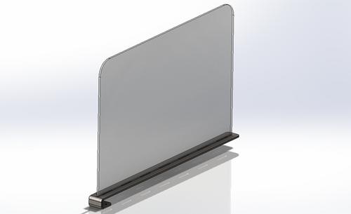 Covid slide screens