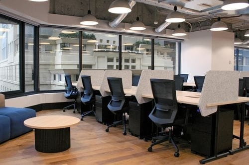 SANA Slider Desk Divider