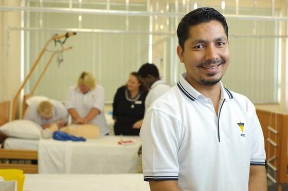 Community Services Training
