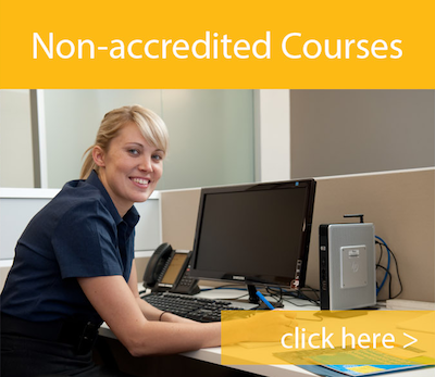 Non Accredited Courses