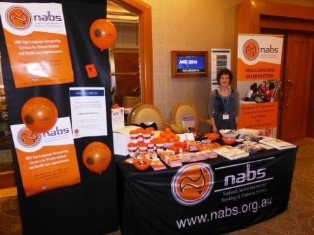 NABS attends ASLIA National Conference in Perth