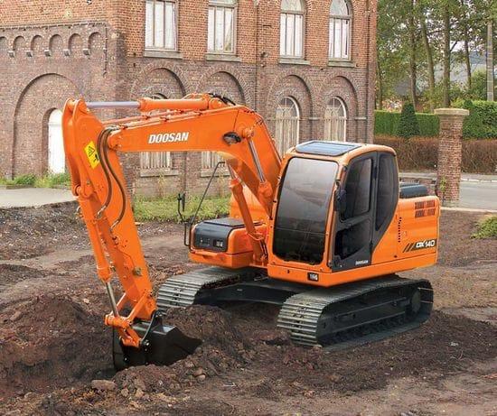 Doosan Excavator DX140LC - Maintenance Kit