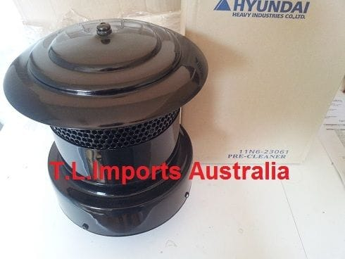 Hyundai R140LC - Pre-cleaner Filter