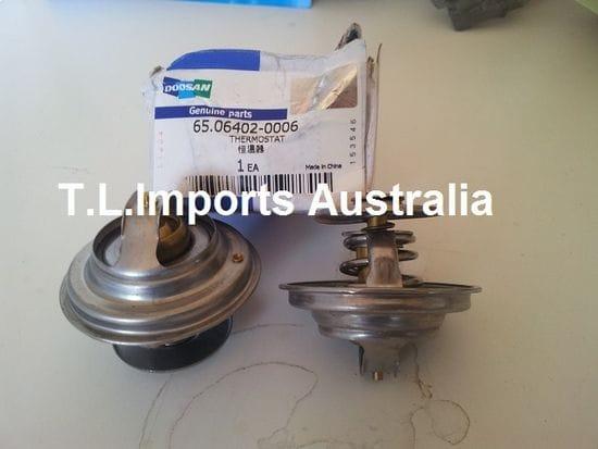 Doosan 420LC Parts - Thermostat