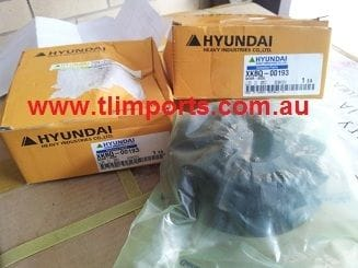 Hyundai Loader HL770 Parts - Side Gears