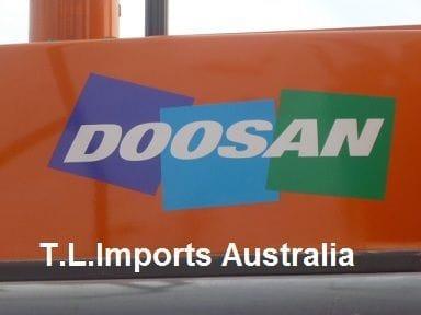 Doosan DX300LC - All Filters