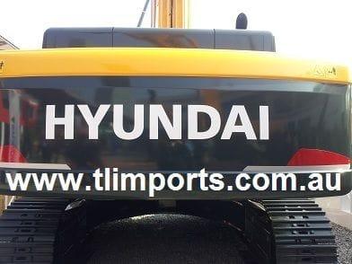 Hyundai Excavator R210LC-7 - Travel Motor (#31N6-40011)