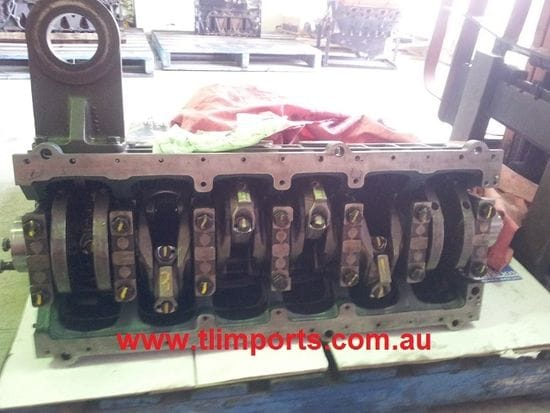 Daewoo Excavator Engine Rebuild Kit / Repair Kit