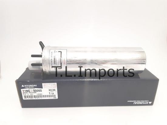 Hyundai Receiver Drier - 11N6-90060