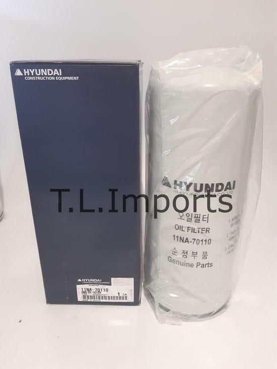 Hyundai Filter Oil - 11NA-70110-AS