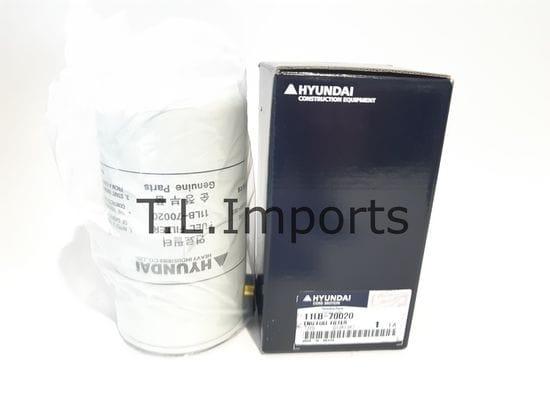 Hyundai Filter-Fuel - 11LB-70020-AS