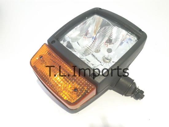 Right Headlamp 11170063 - Volvo Wheel Loader