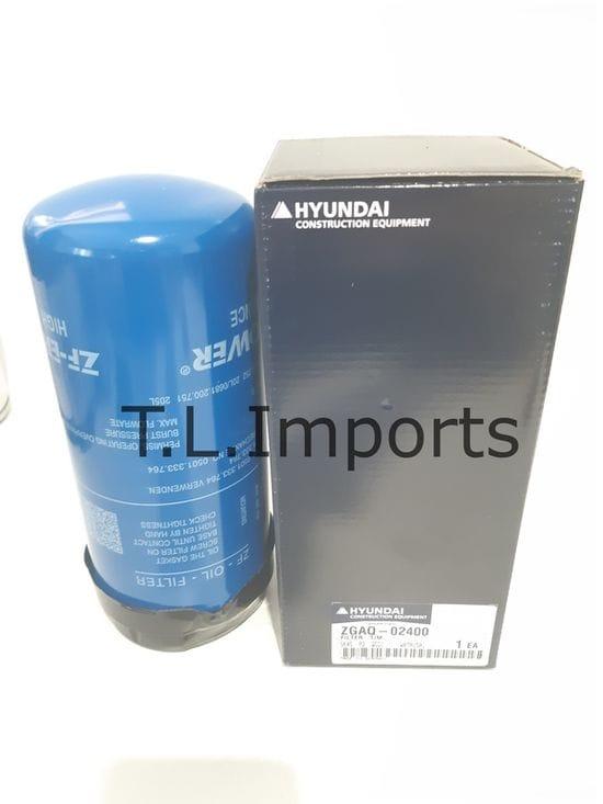 Hyundai Filter-Transmission - ZGAQ-02400 or ZGAQ-00001