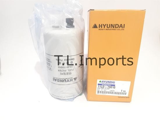 Hyundai Filter-Fuel - 11LD-70010