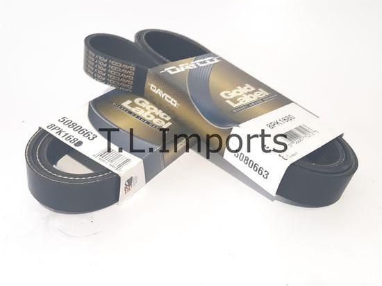 Hyundai Belt - 8PK1680 or YUBP-05179