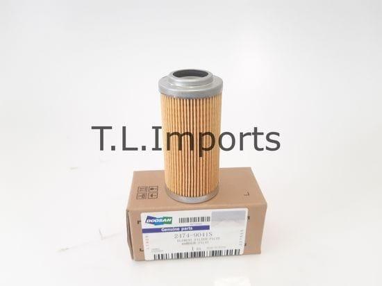 Doosan Element Filter Pilot - 2474-9041S