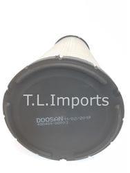 Doosan Filter Air Inner - DX300LC