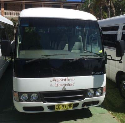 24 Seat Mini Bus