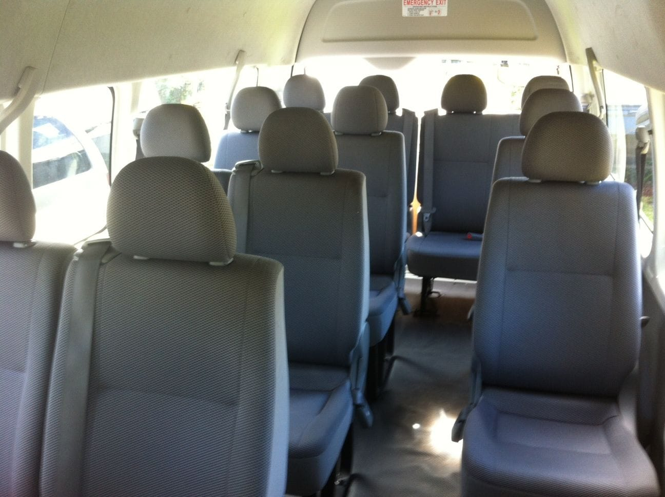 Large Mini bus hire in Newcastle