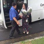 Carole Connolly Wedding