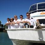 Wallis Lakes River Cruise