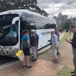 Parramatta River cruise & Cockatoo Island March 2019