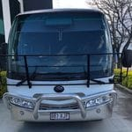 2017 Yutong Luxury Mini Coach