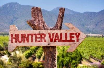 Connect Coaches Hunter Valley Wine Tasting