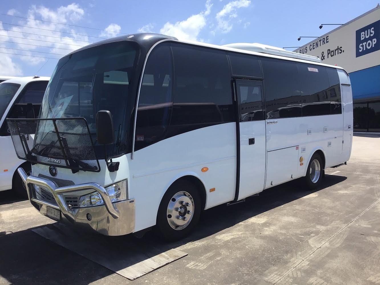 connect coaches16 Seat + Driver Yutong Mini Coach
