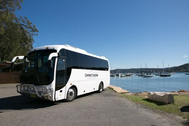 28 Seat Midsize Coach for Hire or charter