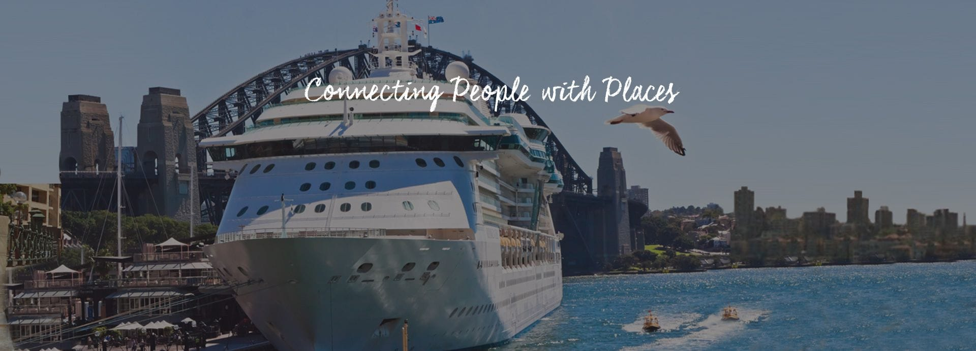 Connect Coaches . Connecting People with Places