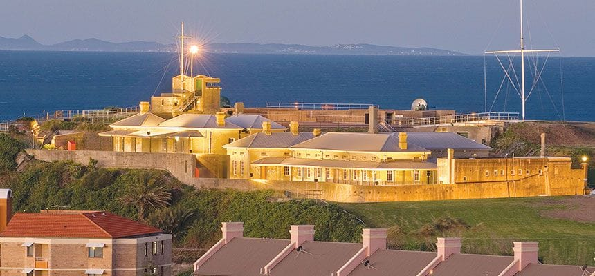 Fort Scratchley Day Tour Gallery
