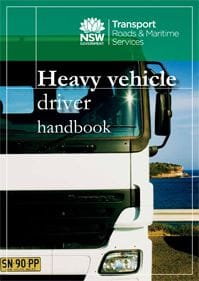 Conect Coaches Heavy vehicle Driver Training - Transport NSW Heavy Vehicle Driver Handbook